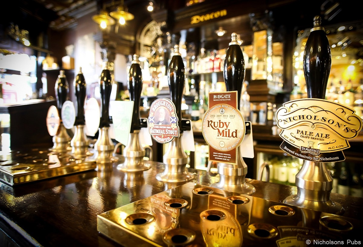 Nicholsons Pubs Launch Autumn Showcase