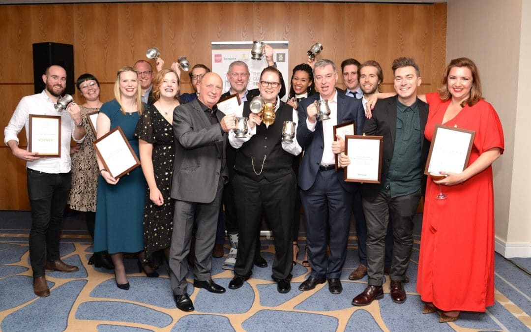 British Guild of Beer Writers Awards 2018