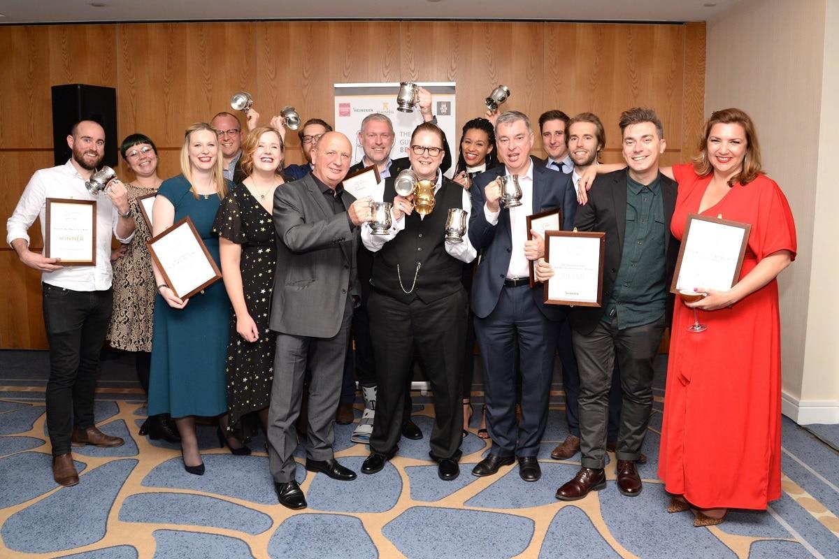 British Guild of Beer Writers Awards 2018