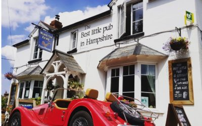 CAMRA names 4 best pubs