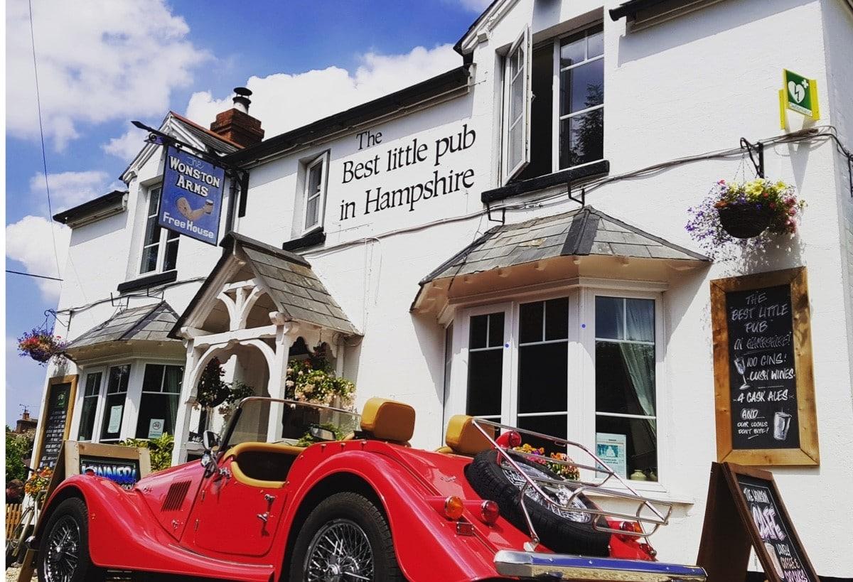 CAMRA names 4 best pubs