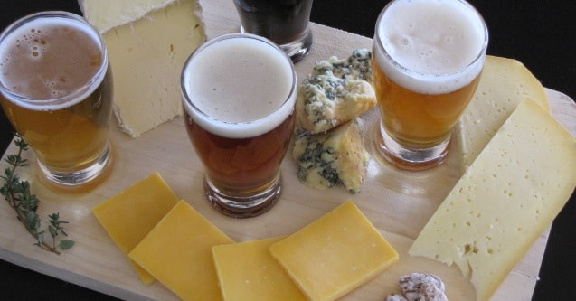 Beers For Your Festive Cheeseboard!