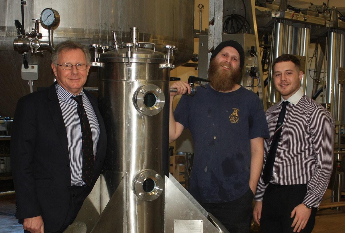 Castle Rock's Brews New Nottinghamian Celebration Ale