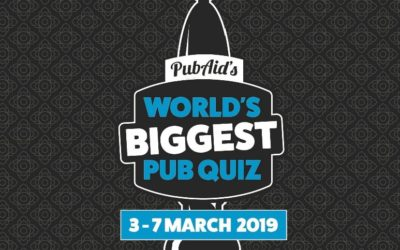 Get involved in the world's biggest pub quiz