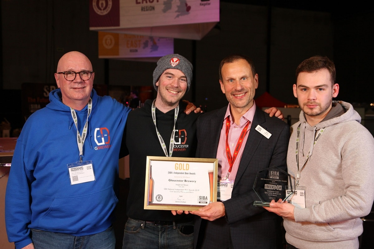 Gloucester takes SIBA's top cask award