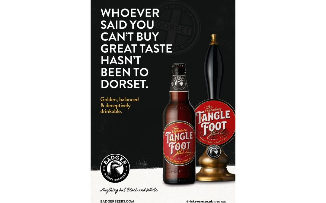 First outdoor campaign for Badger