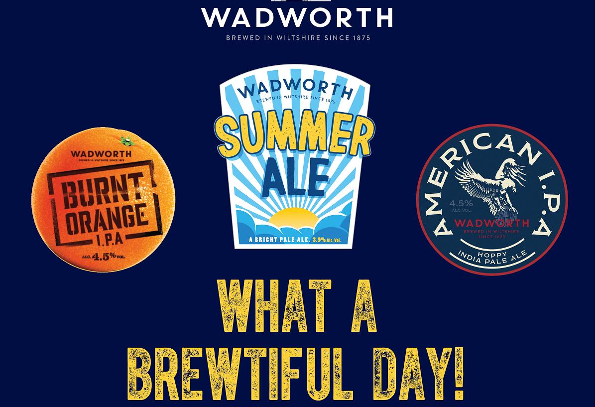 Wadworth Summer Ales