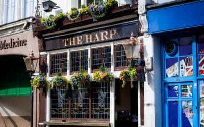 Mild Month kicks off at the Harp in London