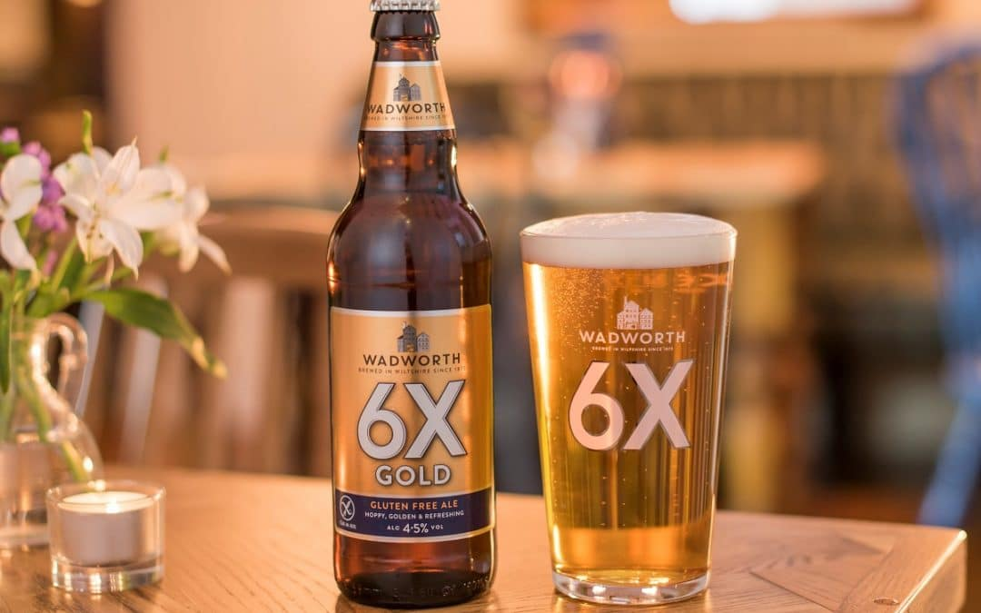 Wadworth 6X Gold gets Vegan stamp of approval