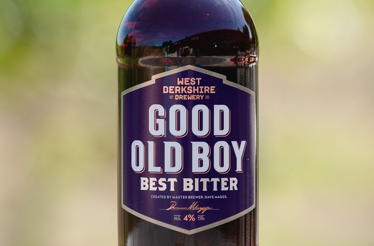 New look for West Berkshire Brewery