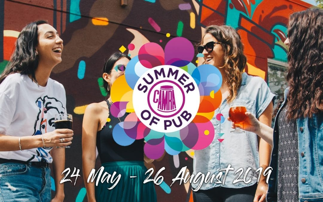 'Summer of Pub' starts this weekend