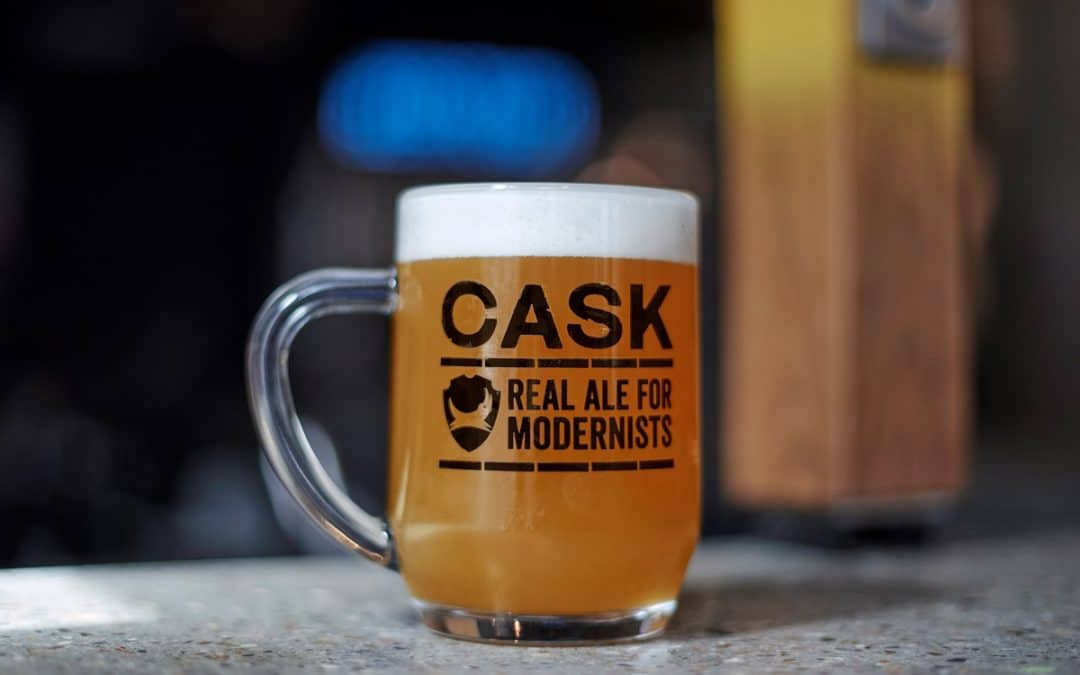 Cask now available in all Brewdog bars