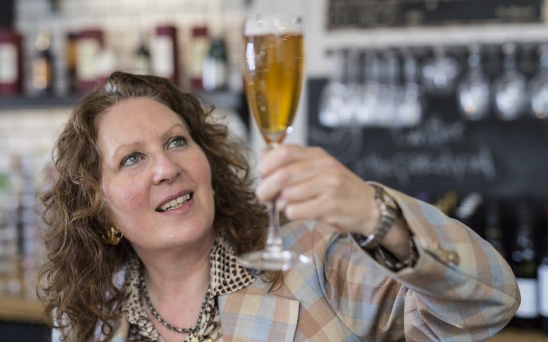 Jane Peyton becomes drinks ambassador