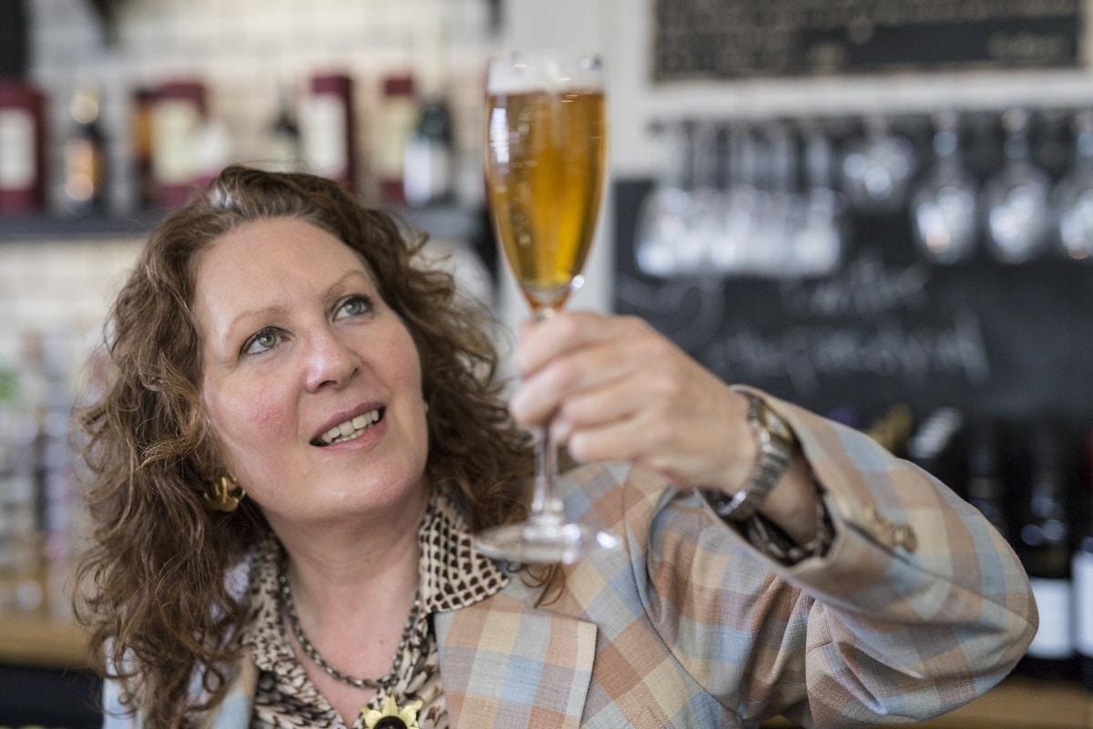 Jane Peyton becomes drinks ambassador