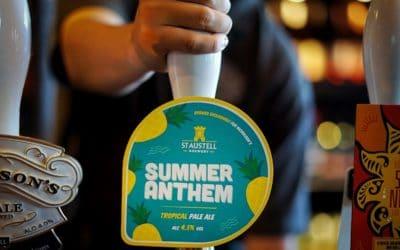 St Austell Brewery brews exclusive seasonal beer for Nicholson's