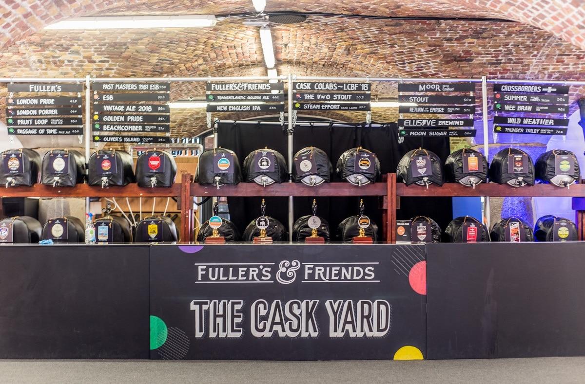 London Craft Beer Festival