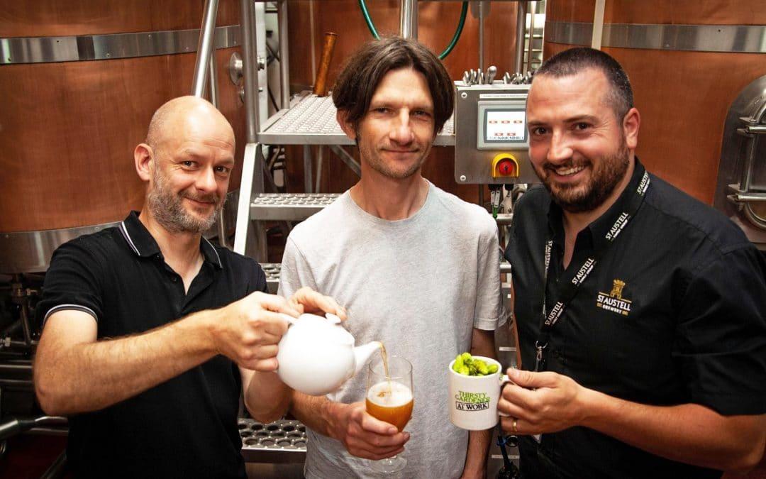 'Tea-rific' brew from St Austell