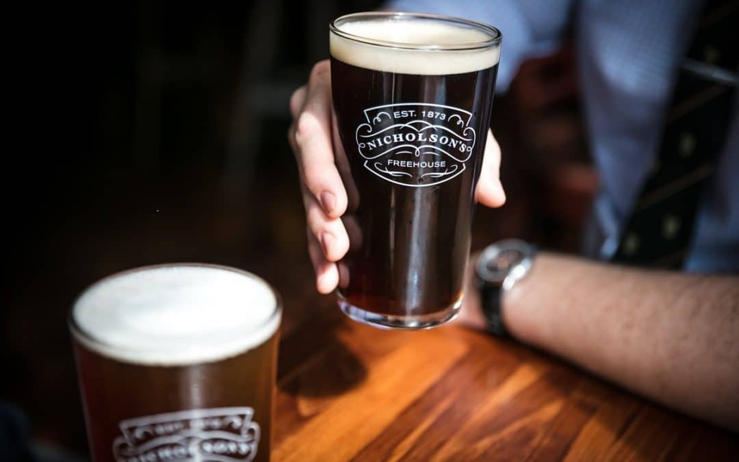 Nicholson's launches ale trails in Cask Ale Week