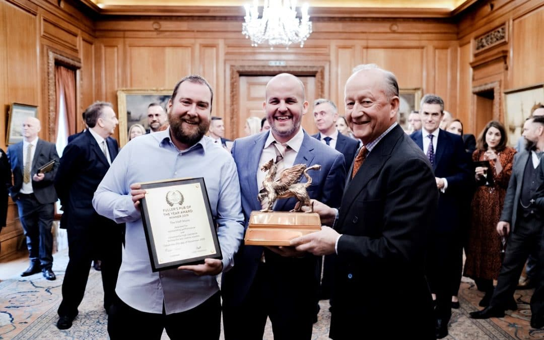 Fuller's Pub of the Year named