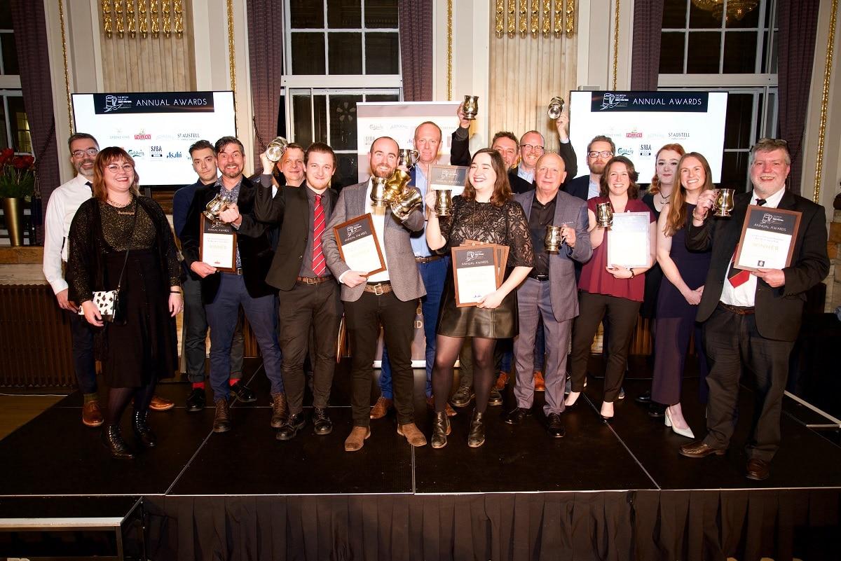 Jonny Garrett named Beer Writer of the Year