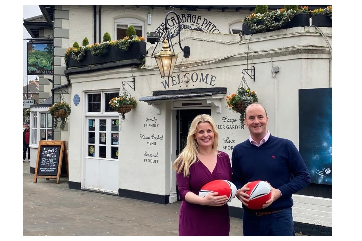 7 MILLION pint boost to pubs from Six Nations