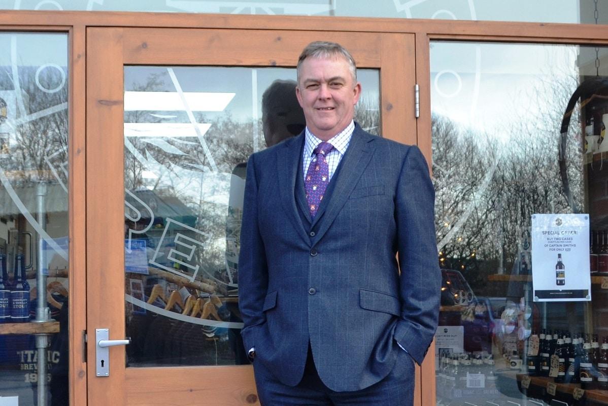 Keith Bott becomes PubAid President