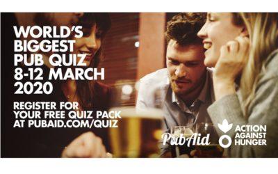 Biggest ever world's biggest pub quiz!