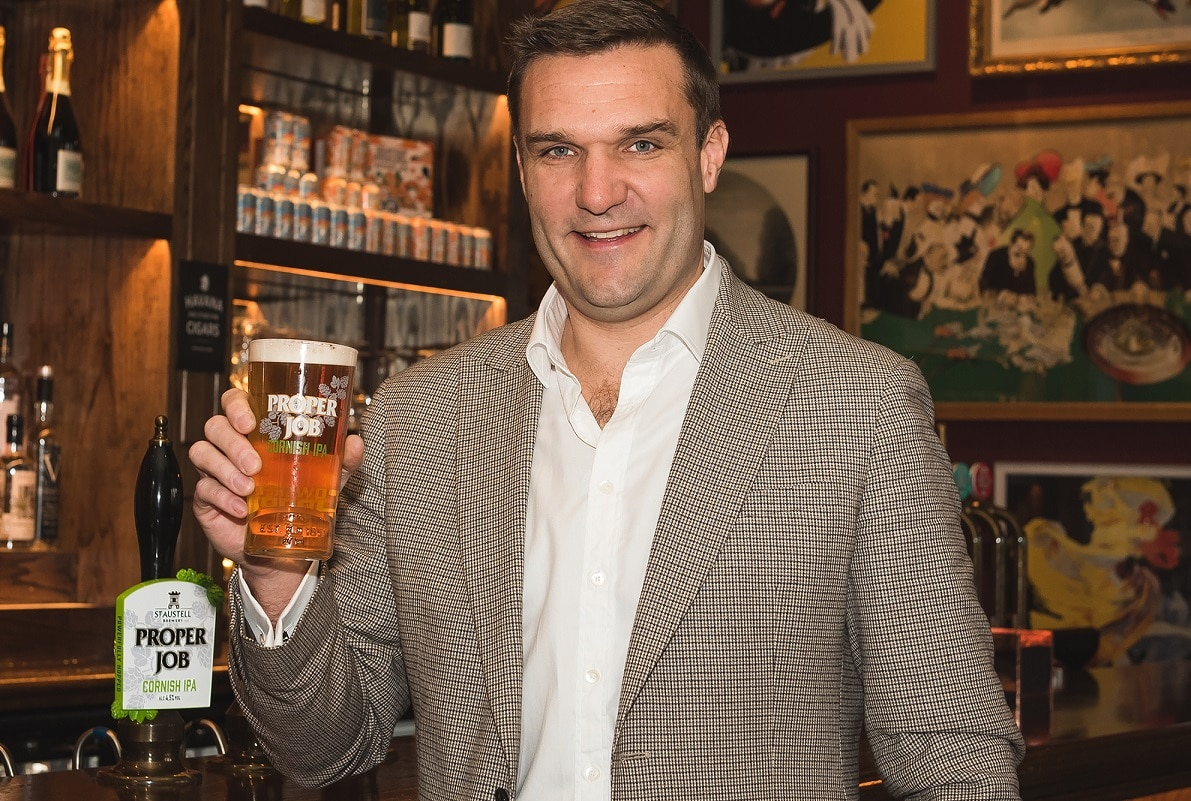 New Senior Appointment at St Austell Brewery