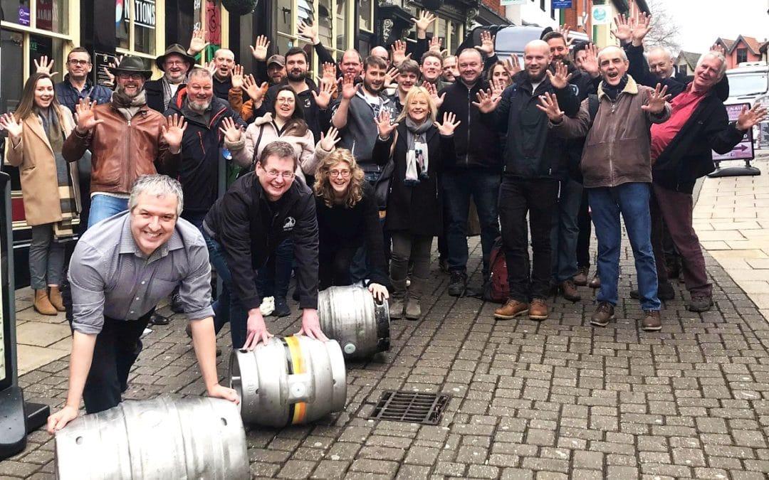 Roll on Norwich City of Ale 2020