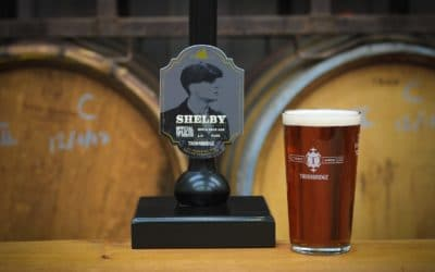 Peaky Blinders launches first official beer