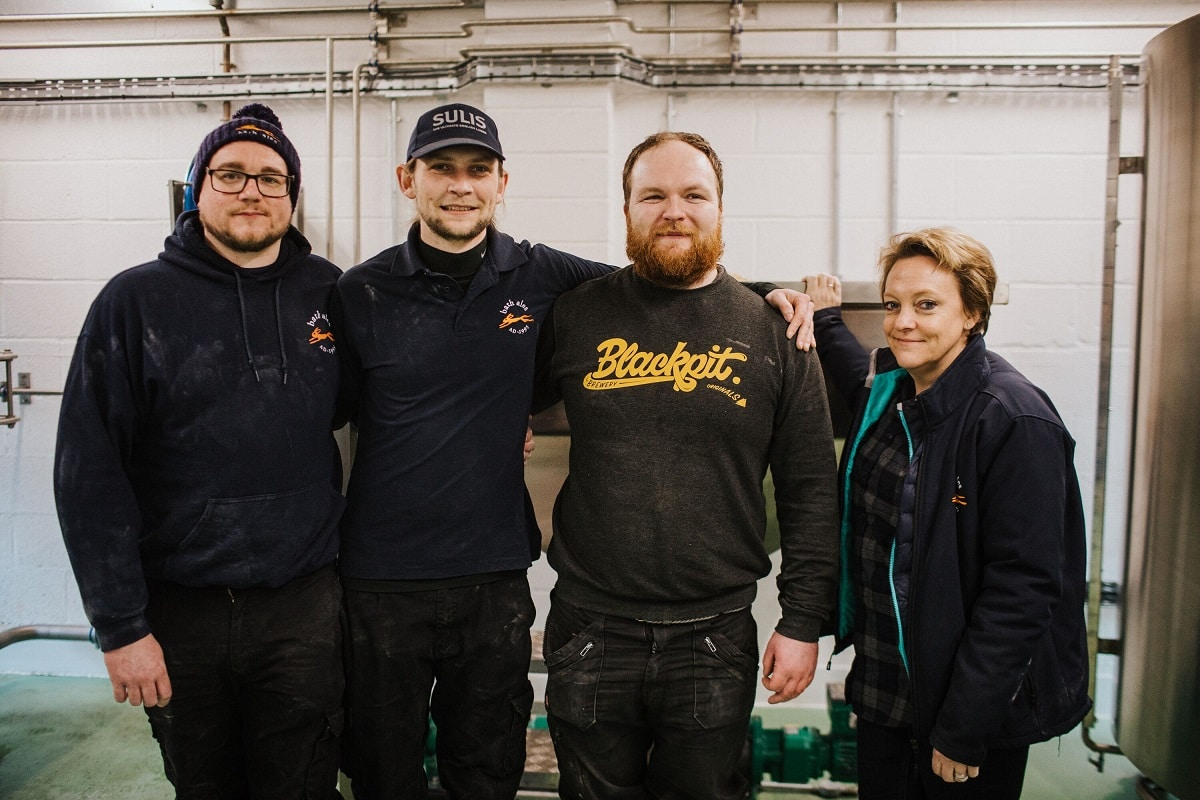 Good Hare Day – supporting Brewgooder Global Gathering