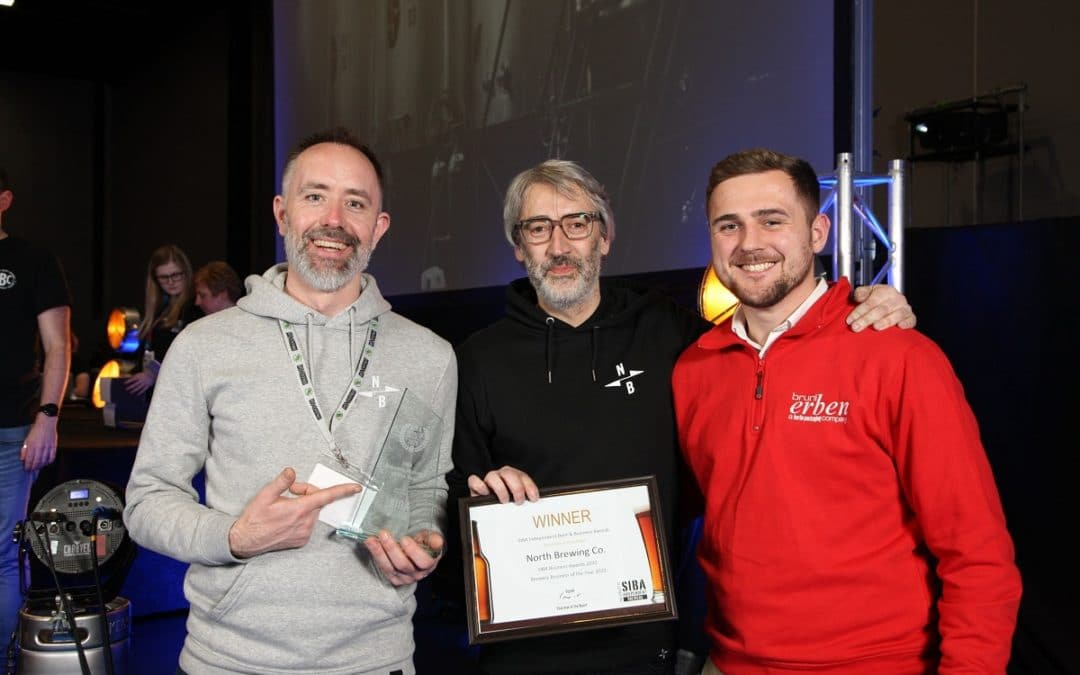 North Brewing Co named 'Brewery Business of the Year 2020'