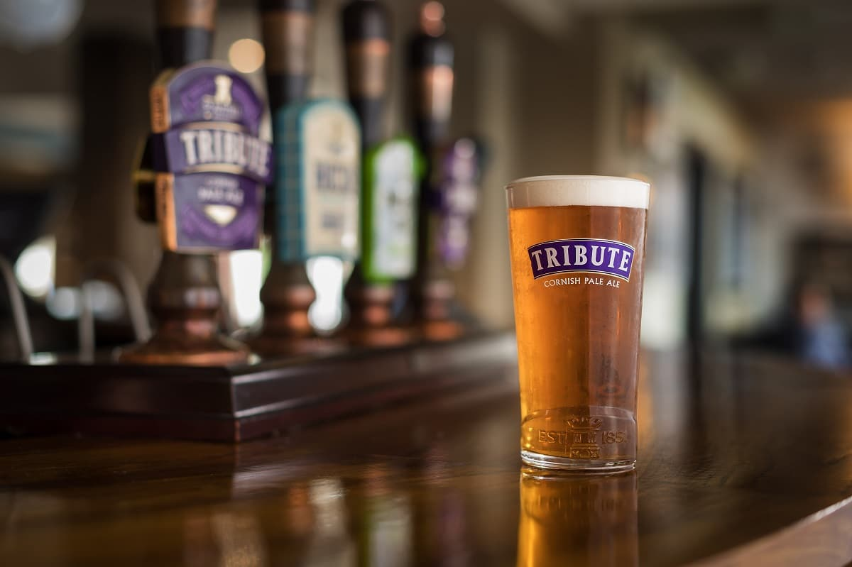 St Austell Brewery launches new 'pints for heroes' initiative