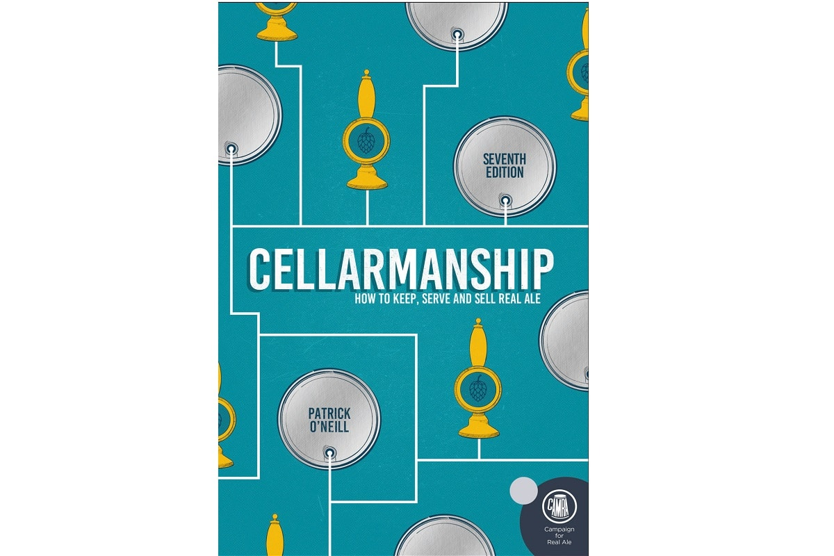 Learn all about Cellarmanship with new CAMRA title