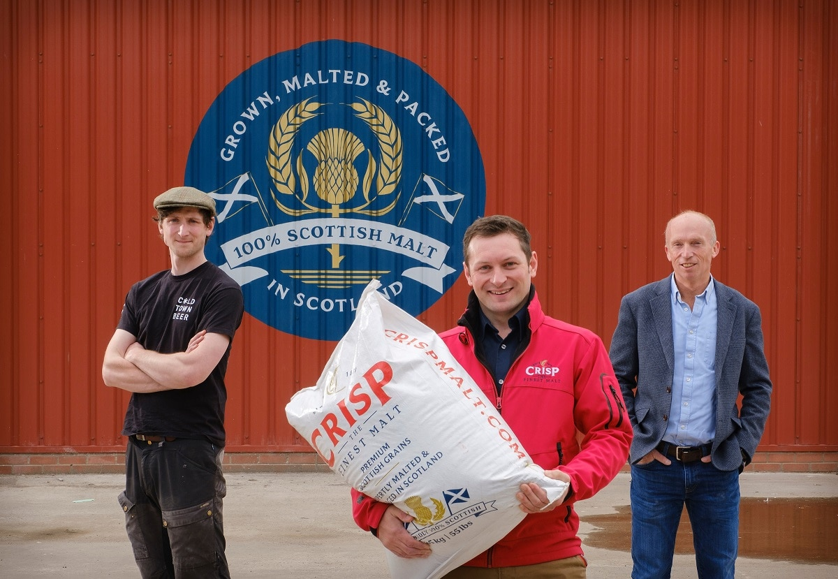 £2m investment in the Scottish supply chain
