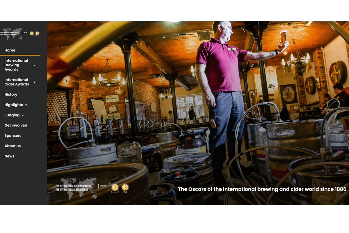World Brewing and Cider Awards Unveils a New Look