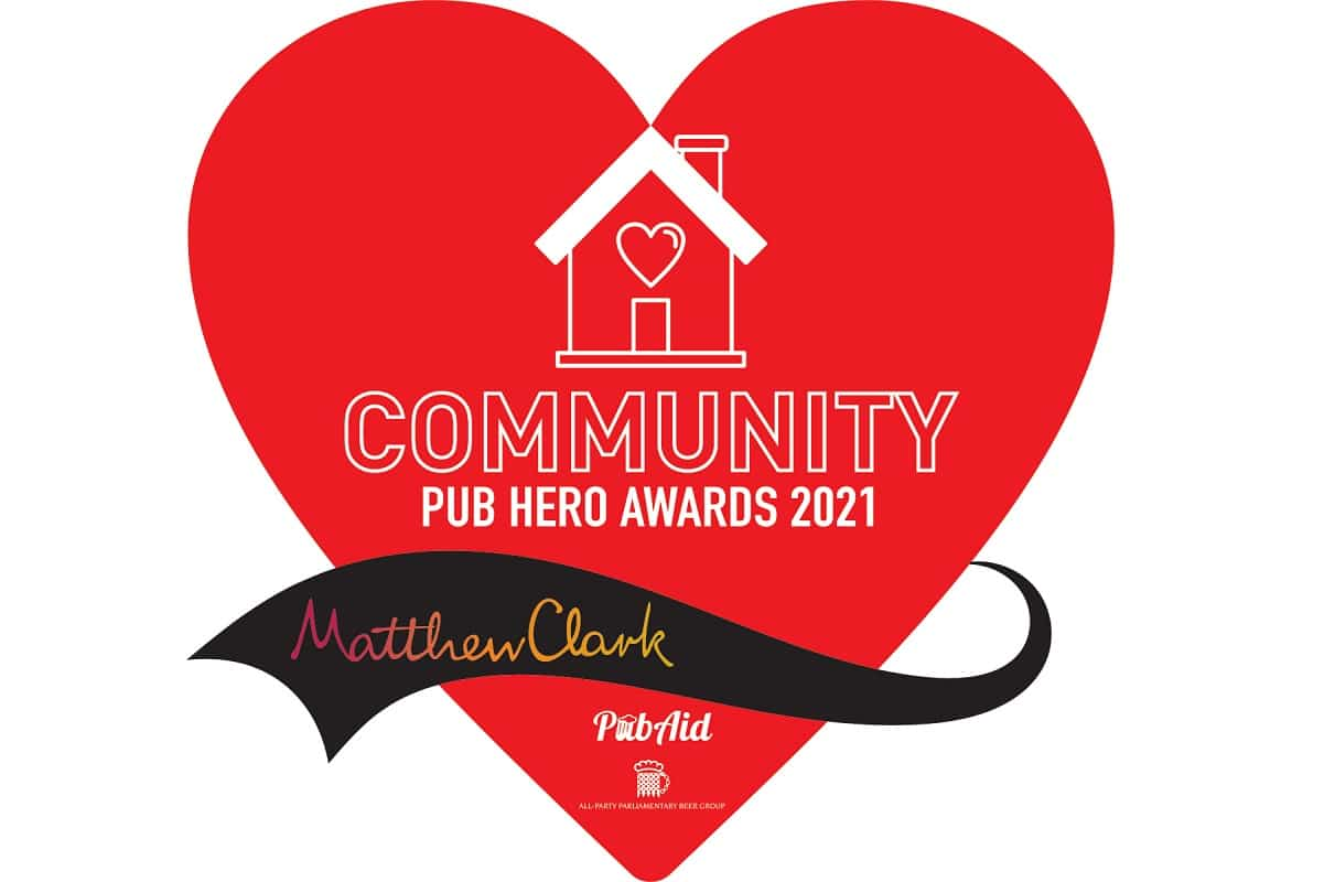New Community Pub Hero Awards recognise stars of lockdown