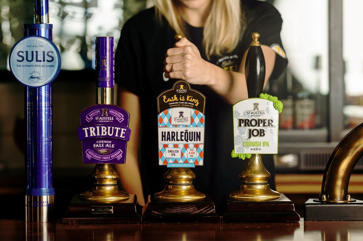 St Austell Brewery releases limited-edition English IPA for Cask Ale Week