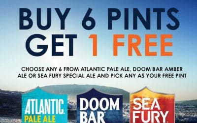 Punch Pubs & Sharp's Brewery team up for free pint offer during Cask Ale Week