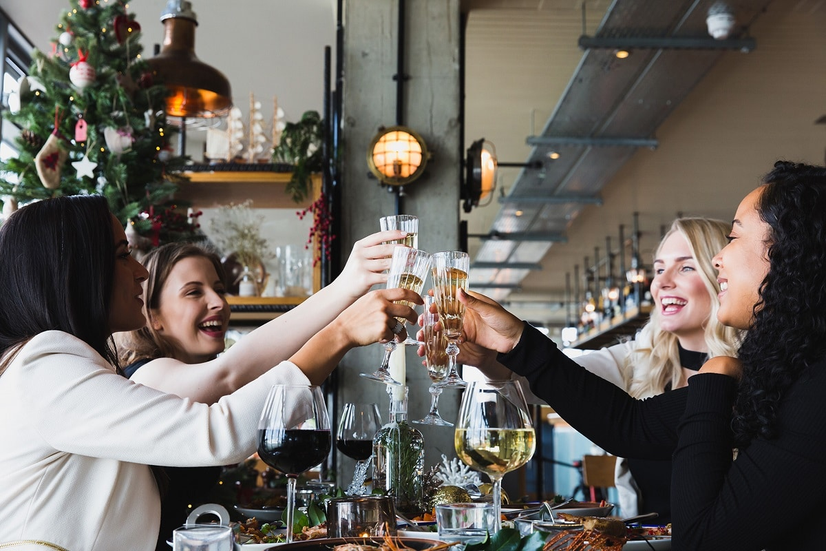 Christmas is not cancelled and hospitality bosses have 12 weeks to build customer confidence