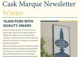 Cask Marque News