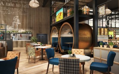 Everards reveals more about its new home