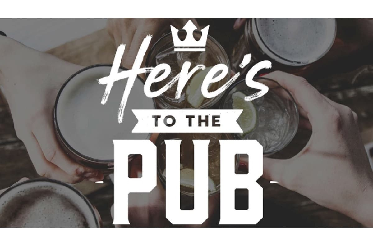 Ei Publican Partnerships rolls out 'Here's to the Pub' Campaign offering free drinks across its estate in October