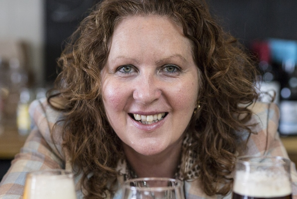 Get to grips with beer tasting with beer sommelier Jane Peyton