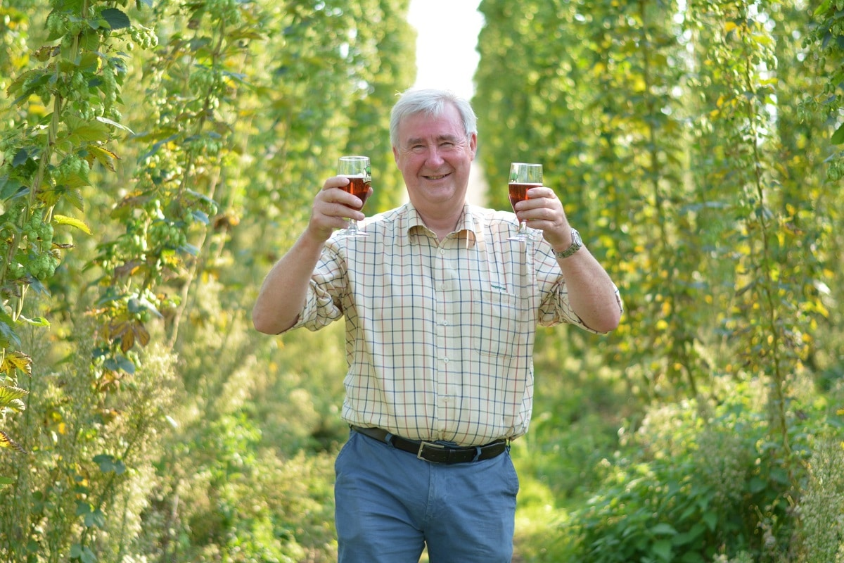 Hogs Back Brewery features in new Channel 5 programme