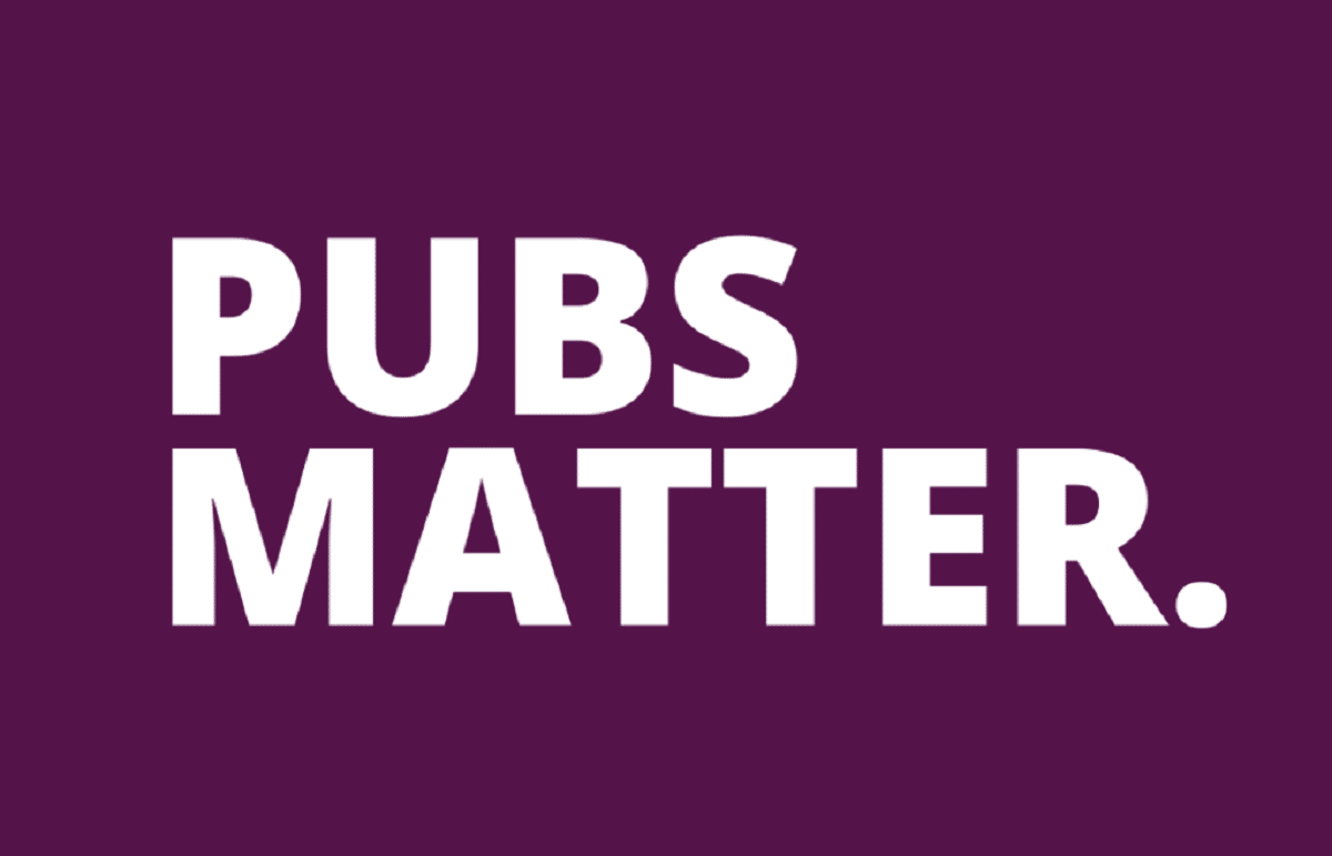 Brits flood social media with reasons why #PubsMatter this Christmas