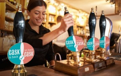 """""""Cask is BACK, so back CASK"""" says new campaign"""