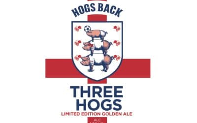 Hogs Back Brewery redesigns beer for Euros