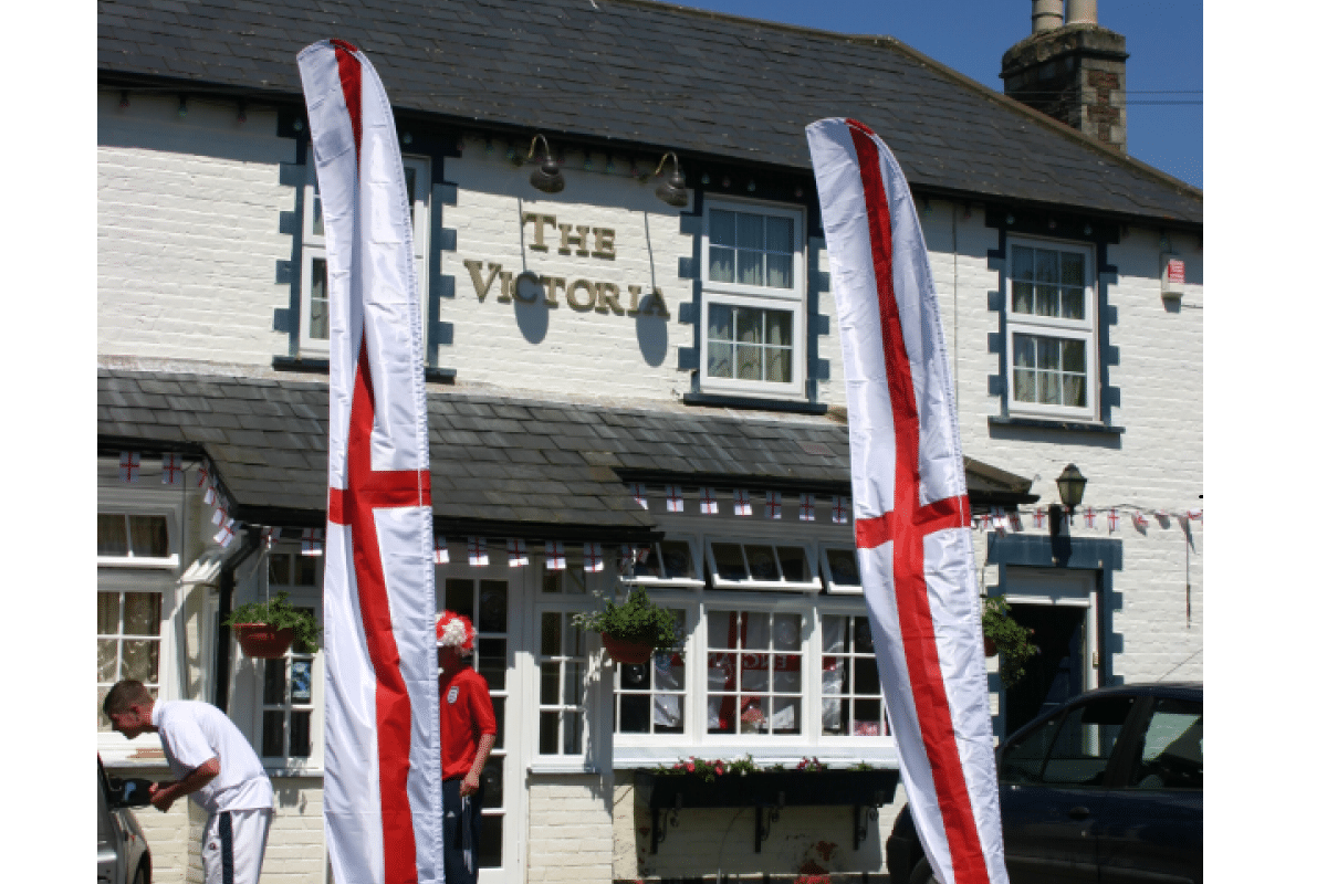 England's pubs expect…