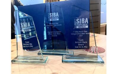 Metalhead win Gold at SIBA North East Independent Beer Awards